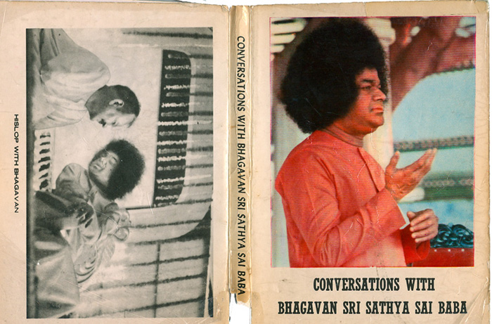 Conversations with Bhagavan Sri Sathya Sai Baba by John Hislop