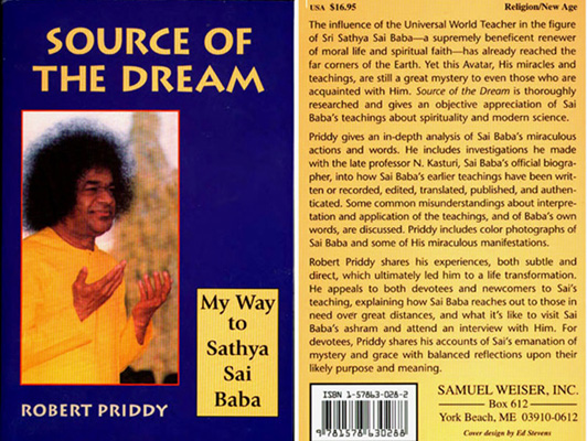 Source of the Dream covers
