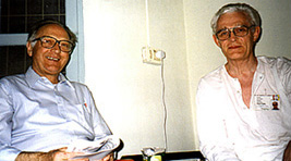 Professor Haraldsson and Priddy, 1996