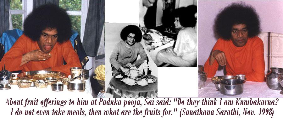 Sathya Sai Baba? [Archive] - Trinidad & Tobago Online Community